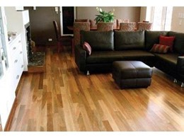 Ultra10 Solid hardwood overlay flooring available from Hurford Hardwood
