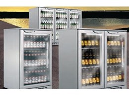 Undercounter chillers available from Husky
