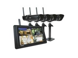 Uniden next generation wireless surveillance systems with remote access