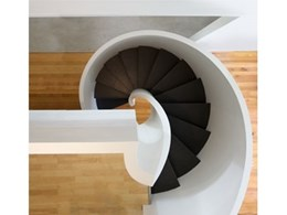Universal spiral staircases available now from Enzie Stairs