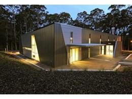 University of Newcastle Industrial Design Workshop features COLORBOND steel wall cladding and ZINCALUME steel roofing