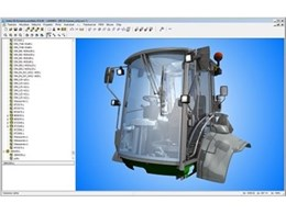 Vertex G4 mechanical engineering software from Vertex CAD/PDM Systems Pty Ltd