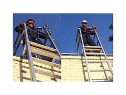 Verticlink vertical line systems from Jomy Safety Ladders