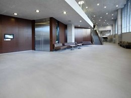 [Video] Honestone installs panDOMO FloorPlus seamless flooring at UTS Sydney