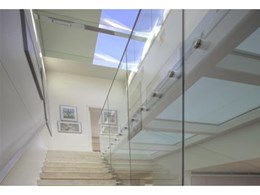 Viridian high performance glass used in award-winning beach residences