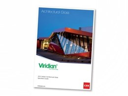 Viridian launches 2013 Architectural Glass Specifiers' Guide