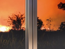 Viridian's glass for bushfire compliant window systems