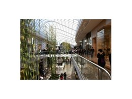 Viridian's new ThermoTech insulated glass units used in Chadstone Shopping Centre