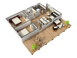 Virtual 3D Floor Plans from 3d Design Tech