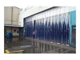 Visiflex Strip Curtains from DMF International