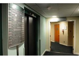 Vista System's Way-Finding Systems Installed at Spire Healthcare Hospital Chain in UK