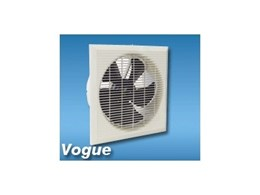 Vogue ceiling fans from Fantech