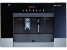 Vzug Supremo SL coffee machines from Prestige Appliances