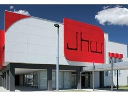WA Design Build 2011 award winning project features Alucobond aluminium composite material