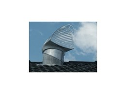 WDV 3000 – wind directional skylight ventilator From Laserlite