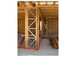 Wall bracing for modern building design from Powertruss