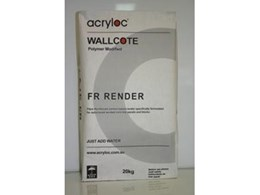 Wallcote FR Render from Acryloc Building Products