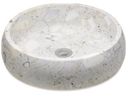 Wash range of handcrafted solid stone bathroom products from Quarella