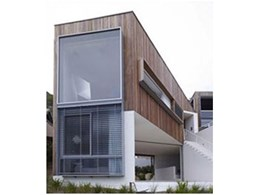 Weatherboard cladding from Australian Architectural Hardwoods
