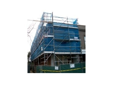 Western scaffold supplies scaffold for hire for new homes - Exterior scaffolding rental near me ...