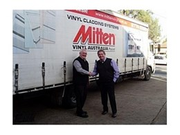 Vinyl Weatherboard Cladding From Mitten Vinyl Australia