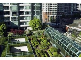 Why the right waterproofing membrane is important for structural support of green roof gardens