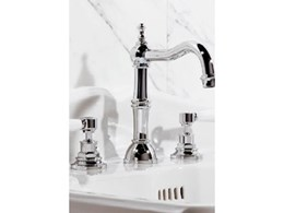 Winslow tapware and accessory range by Brodware available from Just Bathroomware