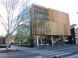 Wolfin membrane system installed under Surry Hills library green roof
