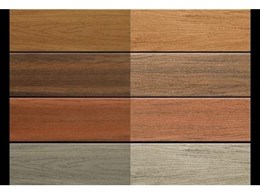 Wood composites from ModWood ideal for builders