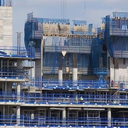 Commercial construction highest level since GFC