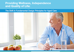 New white paper explores the shift in fundamental design principles for aged care