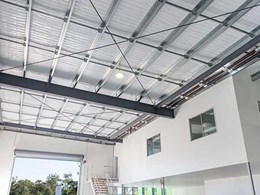 QLD commercial roofing specialist chooses Bradford insulation for new office