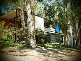 Architecture is a performed art – and the Eames House is a pretty good show