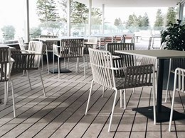 Futurewood's composite decking used in multi-million dollar Perth City Beach surf club renovation