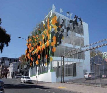Shovels Start On Melbourne S Pixel Building Architecture