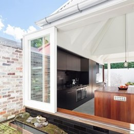 Light Cannon House by carterwilliamson architects catches a commendation at 2014 Sustainability Awards