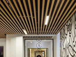 Triple honours for SAS metal ceilings at NSW Architecture Awards