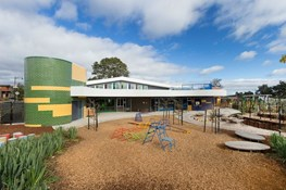 Hazel Glen Child and Family Centre by Brand Architects