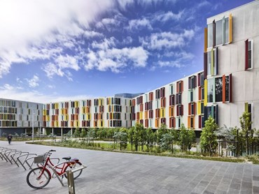 Colour Coatings Are Key For Award Winning Monash