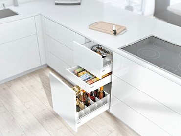 Blum S Tandembox Performance Optimised Architecture And Design