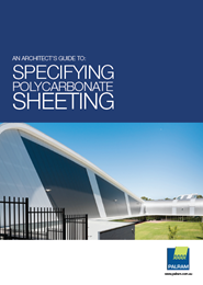 An architect's guide to specifying polycarbonate sheeting