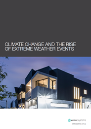 Climate Change and the Rise of Extreme Weather Events