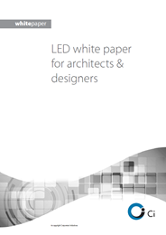 LED white paper for architects & designers