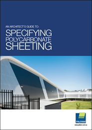 An architect's guide to polycarbonate sheeting