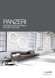 Panzeri distributed in Australia by Light Culture