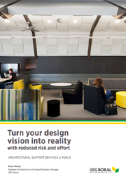 Turn your design vision into reality with reduced risk and effort