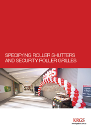 Specifying roller shutters and security grilles