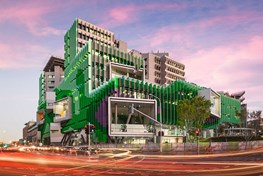 Lady Cilento Children's Hospital by Conrad Gargett Lyons