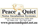 Peace & Quiet Insulation
