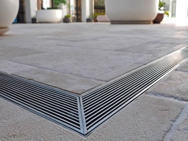 Stormtech Grated Drain Systems Only Choice For Architects